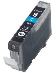 Canon CLI-8 C - kompatibilný